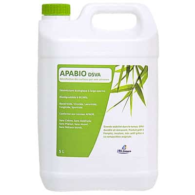 ibl specifik produit apabio Désinfectant bio écologique peroxyde d'hydrogène