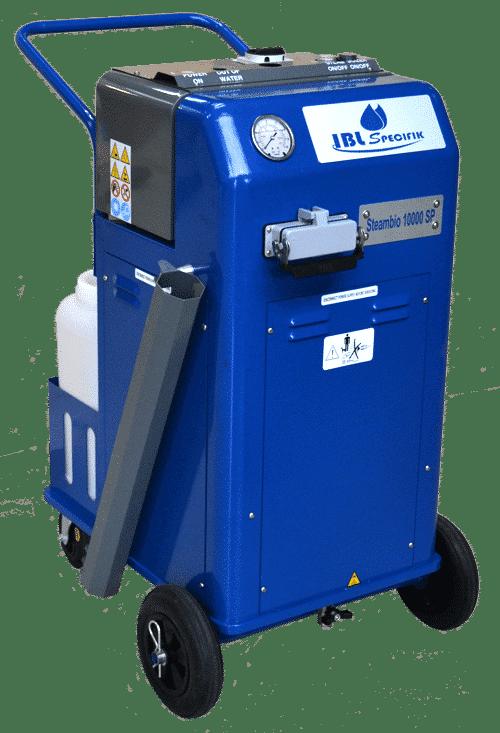 Nettoyage et Dégraissage Vapeur Industriel | Steambio 10000 SP