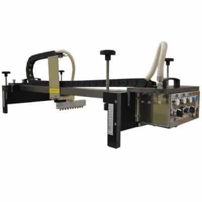 IBL Specifik produit steamatik nettoyage automatisé des tapis convoyeurs à mailles