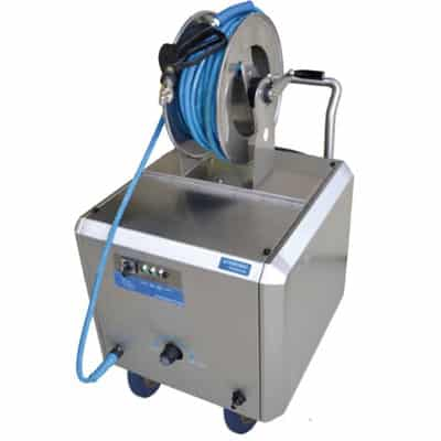 IBL Specifik hydrobio decontamination cleaning module fully adjustable