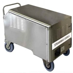 IBL Specifik - STEAMBIO 10000 L is an industrial steam cleaner - steam cleaner food industry