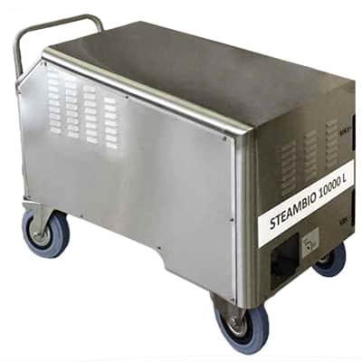 IBL Specifik - STEAMBIO 10000 L es un limpiador a vapor industrial - limpiador a vapor para la industria alimentaria