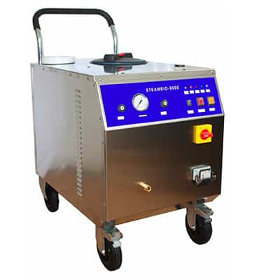 IBL Specifik - STEAMBIO MX is an industrial steam cleaner - food industry cleaner